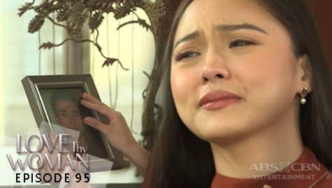 Love Thy Woman Finale: Jia to David: Hanggang sa dulo nagpaka-Superman ka sa amin. | Episode 95 Image Thumbnail