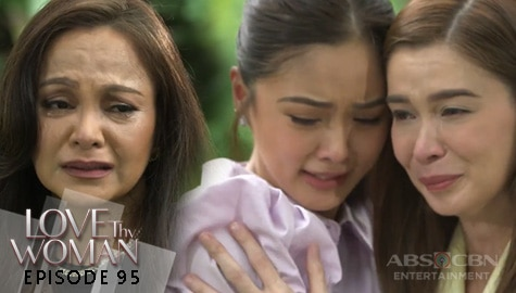 Love Thy Woman Finale: Kai to Lucy: Hindi kailanman nawala sayo si Adam! | Episode 95 Image Thumbnail
