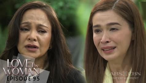 Love Thy Woman Finale: Kai, humingi ng tawad sa kanyang pagkakamali kay Lucy | Episode 95 Image Thumbnail