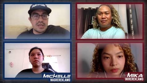 Mapagbati kaya ni Luis ang magkaibigan na sina Mika at Michelle? | LuckyNg Tulong  Thumbnail