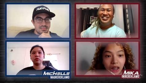 WATCH: Michelle, inireklamo kay Luis ang kaibigan na tinawag siyang 'baboy' | LuckyNg Tulong  Thumbnail
