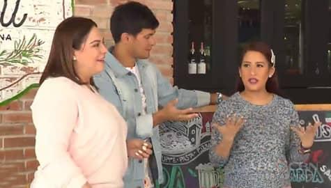 Momshie Karla & Jolina visit Matteo's restaurant Image Thumbnail