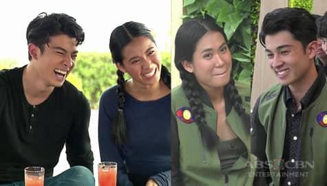 Magandang Buhay: Lou at Andre, ibinahagi ang naging reaksyon ng kanilang pamilya sa nangyari sa kanila sa PBB Image Thumbnail