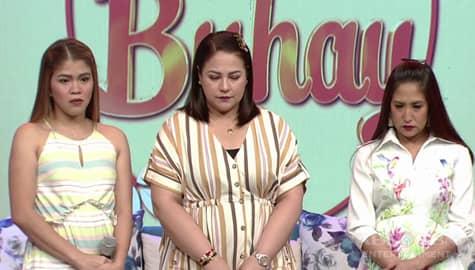 Magandang Buhay: Momshie Karla, Jolina at Melai, nag-alay ng dasal para sa mga nasalanta ng lindol Image Thumbnail
