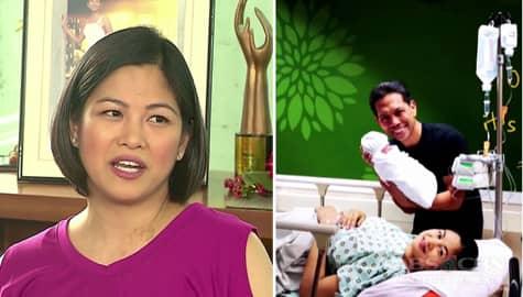 Magandang Buhay: Miriam, ikinuwento ang mga sacrifice na ginawa niya sa kanyang muling pagbubuntis Image Thumbnail