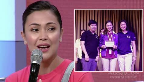 Magandang Buhay: Jodi, gustong magamit ang natutunan sa school para makatulong sa mga tao Image Thumbnail