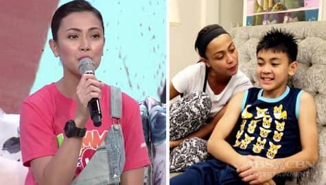 Magandang Buhay: Jodi, inaming may sarili nang mundo ngayon si Thirdy Image Thumbnail