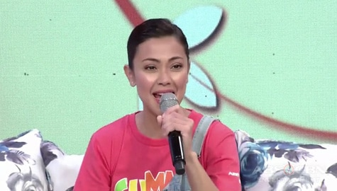Magandang Buhay: Jodi talks about her movie Man & Wife Image Thumbnail