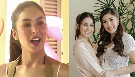 Magandang Buhay: Julia, nahirapan mag-adjust nang umalis si Dani 2 years ago sa kanilang kwarto Image Thumbnail