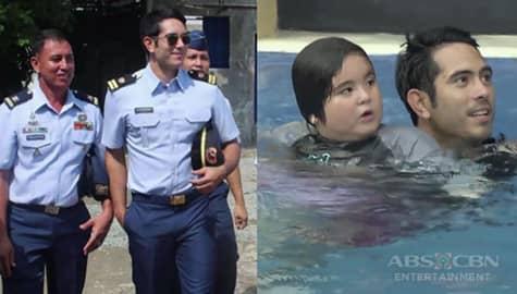 Magandang Buhay: Gerald shares his knowledge about rescue swimming  Image Thumbnail