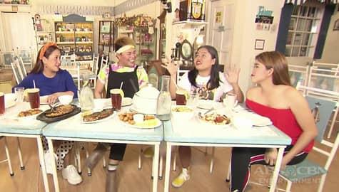 Magandang Buhay: Momshie Jolina, dinala sina Jhai Ho, Alora at Momshie Melai sa Memory Lane Image Thumbnail