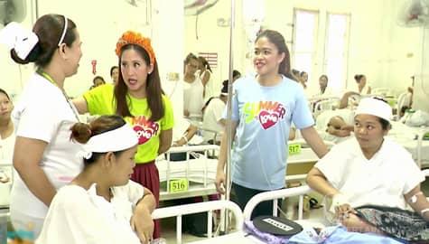 Magandang Buhay: Momshie Melai at Jolina, binisita ang momshies sa Fabella Image Thumbnail