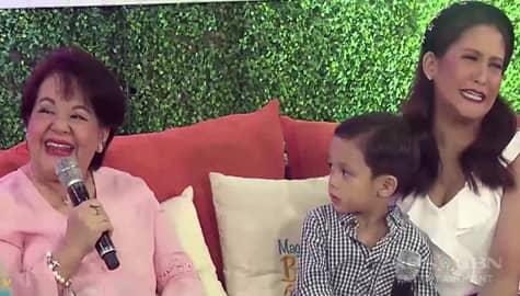 Magandang Buhay: Momshie Paulette, sinabing mas masungit si Momshie Jolina ngayon Image Thumbnail