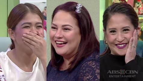 Momshie Karla, Jolina at Melai, nasorpresa sa Magandang Buhay Image Thumbnail