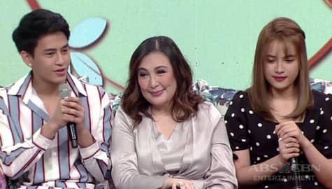 Magandang Buhay: Kent at Pam, ikinuwento nang first time nila makaeksena ang isang Sharon Cuneta Image Thumbnail