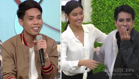 Magandang Buhay: Yamyam, crush na crush talaga si Liza Soberano Image Thumbnail