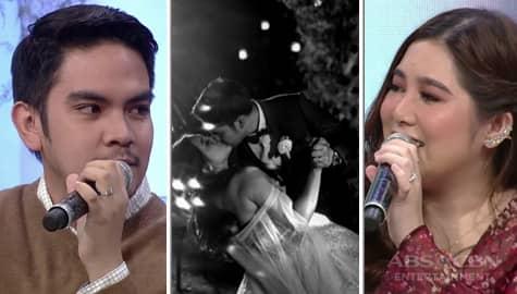 Magandang Buhay: Moira at Jason, ikinuwento ang favorite part nila sa kanilang kasal Image Thumbnail