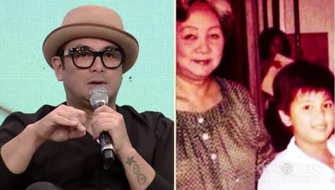 Magandang Buhay: Keempee, ikinuwento kung paano siya pinalaki ng kanyang lola Image Thumbnail