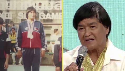 """Erlinda Lavandia on Magandang Buhay: """"dahil sa sports umangat ang pamilya namin"""" Image Thumbnail"""