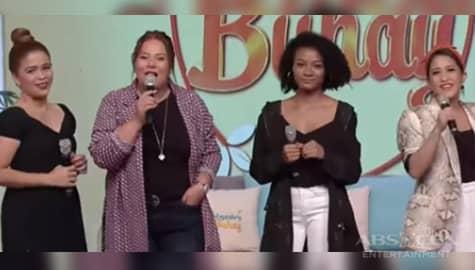 How Christiana Afia Yeboah's story inspired the Magandang Buhay momshies Image Thumbnail