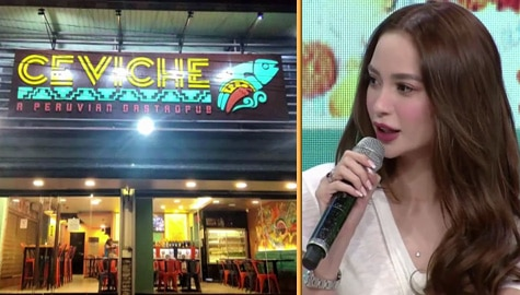 Magandang Buhay: Arci talks about her newly opened business Image Thumbnail