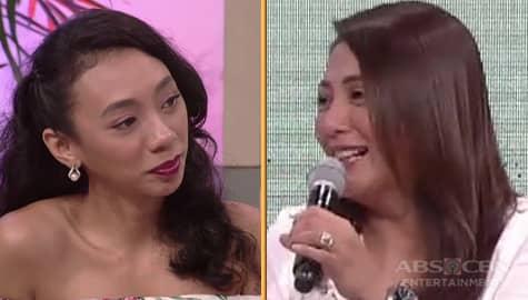 Magandang Buhay: Cherry Pie, may advice para kay Hasna Image Thumbnail