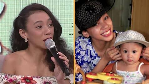Magandang Buhay: Hasna, ikinuwento kung paano niya nalaman ang kalagayan ng kanyang anak Image Thumbnail