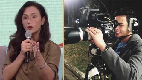 Magandang Buhay: Teresa, sinabing gusto ni Diego na mag-aral ng directing Image Thumbnail