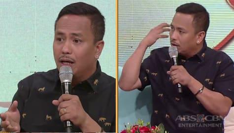 Magandang Buhay: Eric Nicolas, aminadong mayroon siyang Hypertension Image Thumbnail