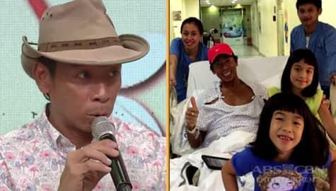 Magandang Buhay: Kuya Kim, sinabing may butas ang kanyang puso Image Thumbnail