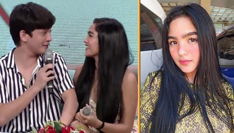 Magandang Buhay: Andrea, ikinuwento na sinasabihan daw siya ng 'pangit' ni Seth! Image Thumbnail