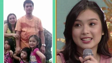 Magandang Buhay: Francine, binalikan ang hirap ng buhay nila noon Image Thumbnail