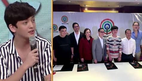 Magandang Buhay: Seth, umiyak matapos ang kanyang contract signing sa ABS-CBN Image Thumbnail