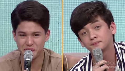 WATCH: The Gold Squad boys na sina Seth at Kyle, labis na naging emosyonal sa Magandang Buhay Image Thumbnail