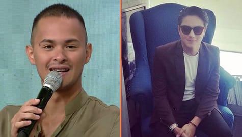 Magandang Buhay: Matteo, ikinuwento na inaya niya si Daniel Padilla na sumali sa Army Reserve Force Image Thumbnail
