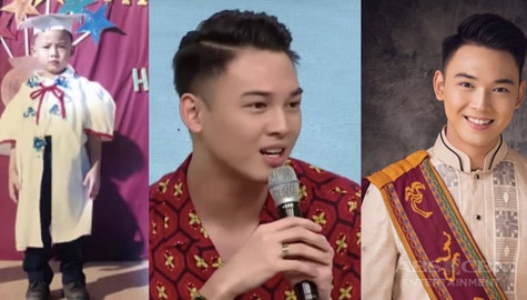 WATCH: Sky Quizon shares his passion in studying Image Thumbnail