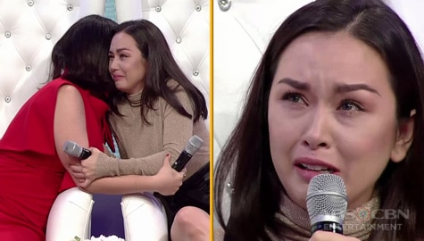 """Beauty to Dimples on Magandang Buhay: """"I wouldn't be Romina right now if it wasn't for you"""" Image Thumbnail"""