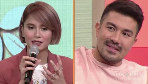 Magandang Buhay: Jessy, sinabi ang ayaw niyang ugali ni Luis Image Thumbnail