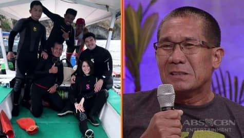 Magandang Buhay: Popshie Arlie, may ini-reveal na detalye tungkol sa pagpo-propose at pagpapakasal ni Luis kay Jessy Image Thumbnail