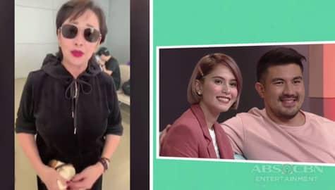 WATCH: Vilma Santos, binati sina Luis at Jessy sa kanilang 3rd anniversary! Image Thumbnail