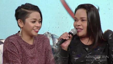 Magandang Buhay: Momshie Mau, ikinuwento kung paano niya sinuportahan si Trish nang ma-eliminate ito sa Idol Philippines Image Thumbnail