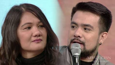 Magandang Buhay: Renwick, may touching message para sa kanyang ina Image Thumbnail