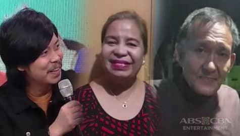 Magandang Buhay: Empoy, nakatanggap ng surprise message mula sa kanyang momshie Cecil at popshie Rolando Image Thumbnail