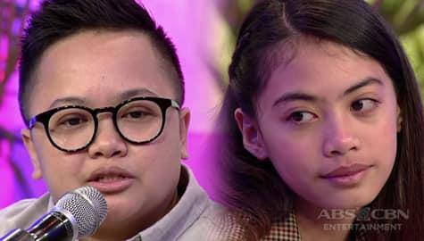 Magandang Buhay: Amara becomes emotional because of her Baba Ice Image Thumbnail