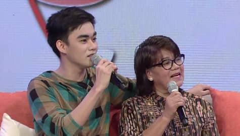 Magandang Buhay: Ang pangarap ni Lucas para sa kanyang momshie Aida Image Thumbnail