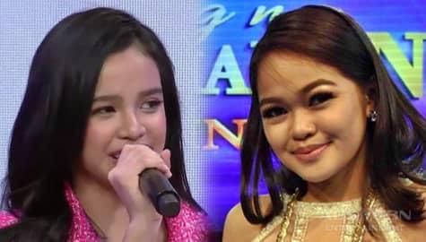 Magandang Buhay: Zephanie, inaming naiyak siya nang matalo siya ni Janine Berdin sa TNT Image Thumbnail