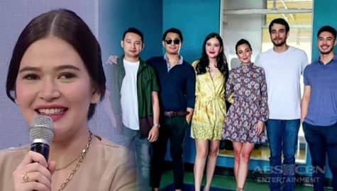 """Bela Padilla on Magandang Buhay: """"lahat-lahat kami nagsariling sikap"""" Image Thumbnail"""