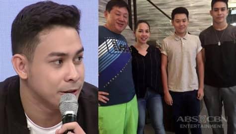 Magandang Buhay: Paolo, ibinahagi ang pangarap niya para sa kanyang magulang Image Thumbnail