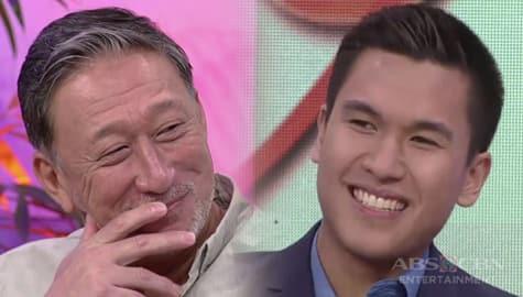 Magandang Buhay: Gino, may mensahe para kay Popshie Chu Image Thumbnail