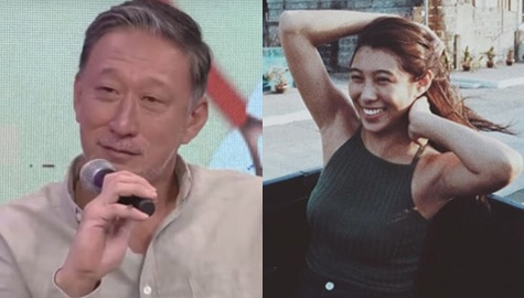 Kiara's dad Chu shares he saw the 8-year-old Kiara on PBB Otso Image Thumbnail
